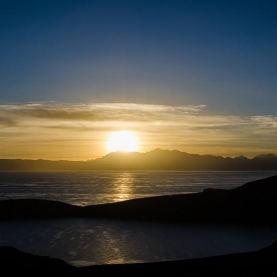 sunrise sur l'isla del sol 3