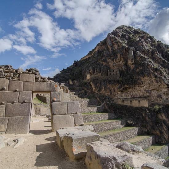 ruines ollaytantombo 4