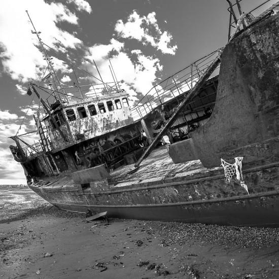 cimetierre de bateaux de puerto madryn 1