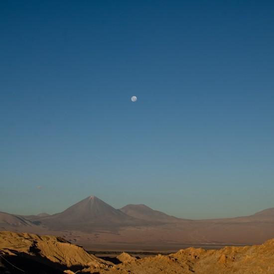 mont licancabur et lune 1